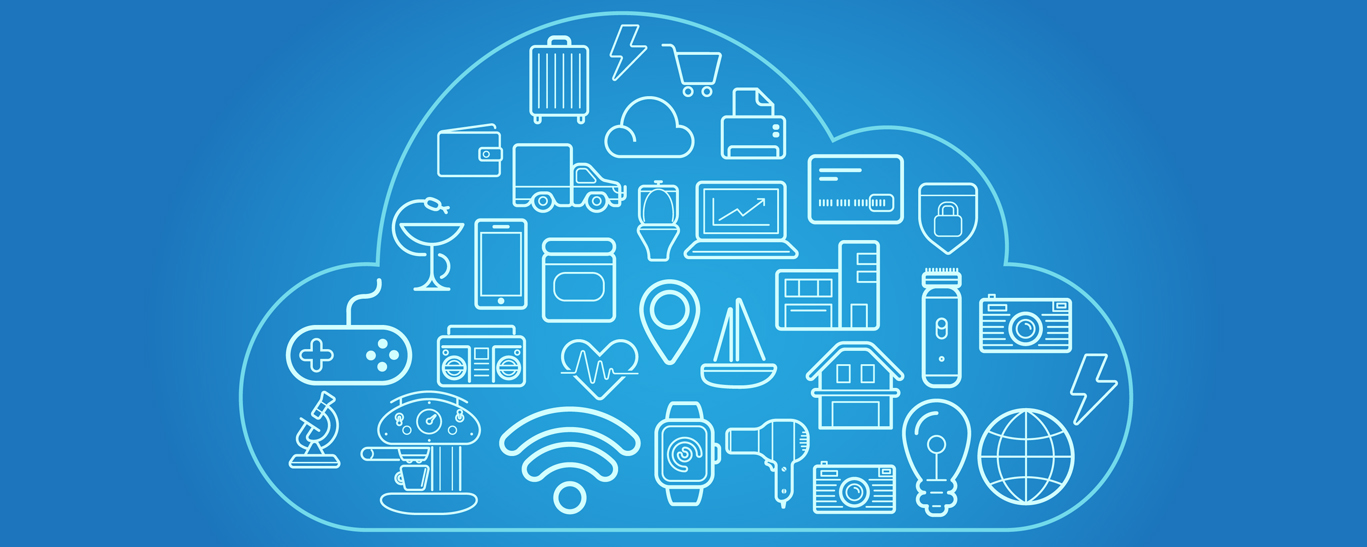 IoT - The Internet of Things - StockHoldingDMS